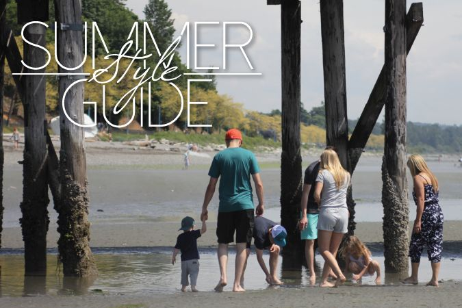 Summer Style Guide - Trends, looks & styles for men, women and kids from Premium Label Outlet. Check out the full summer lookbook: http://www.premiumlabel.ca/outlet/style-guide/summer-style-guide-2015