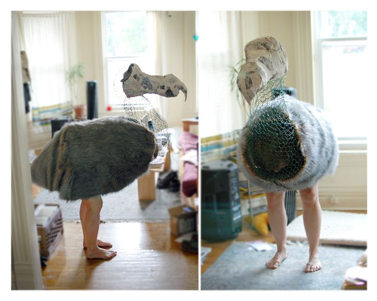DoDo bird costume - Google Search    Beak shape