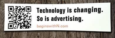 Image result for qr codes advertising