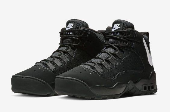 best sneakers b96bf f2b1b Official Images  Nike Air Darwin Black White The Nike Air Darwin made a  return in