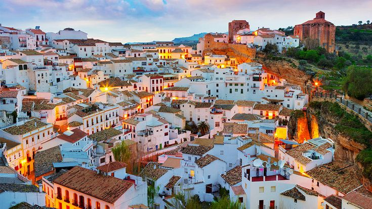 Andalusia, Spain: Las Bodegas Andalusia, Setenil Of, Andalusia Spain, Of The, Travel, Places, Distant Destinations, Dreamy Destinations