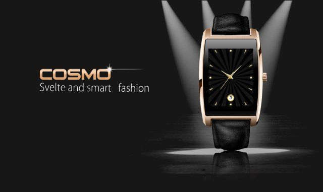 Zeblaze Cosmo Smartwatch : Review and Features