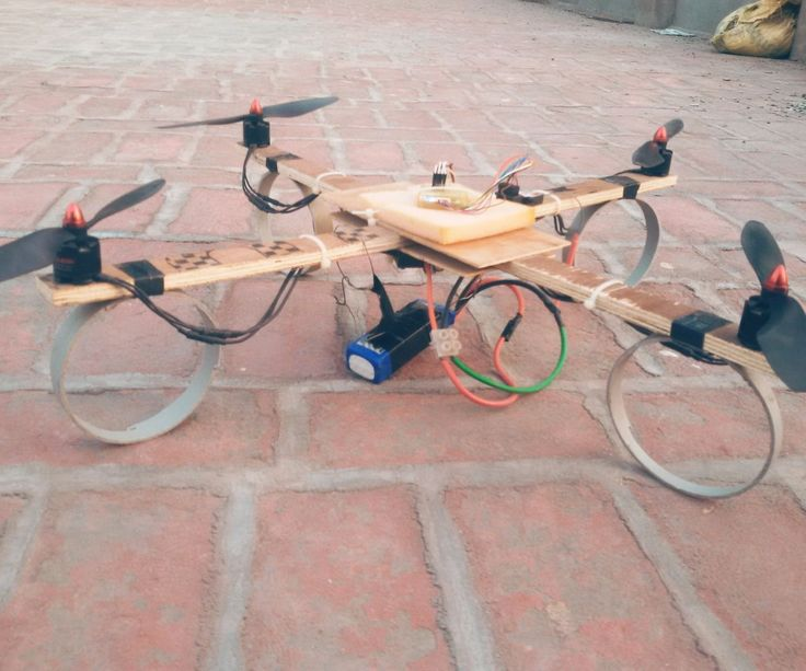 DIY Quadcopter From Scratch - All