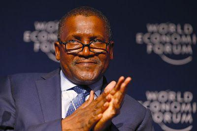 Welcome to Olusola Olaniyi's Planet blog : Nigerian world's richest black man…