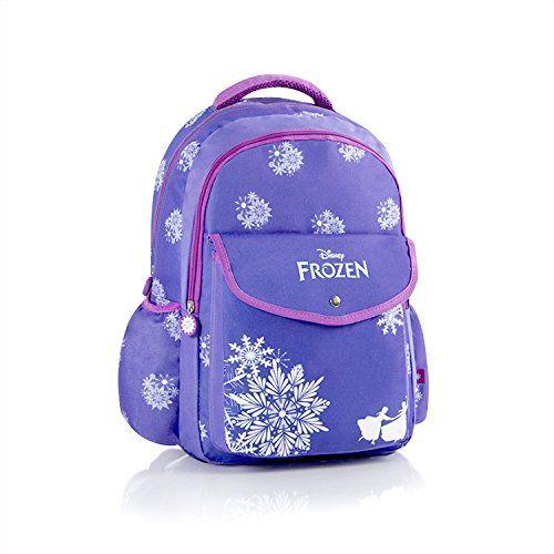 Heys Disney Frozen Elsa Anna Tween 17 Backpack Laptop Tablet Sleeve Kids Rucksack Full Size