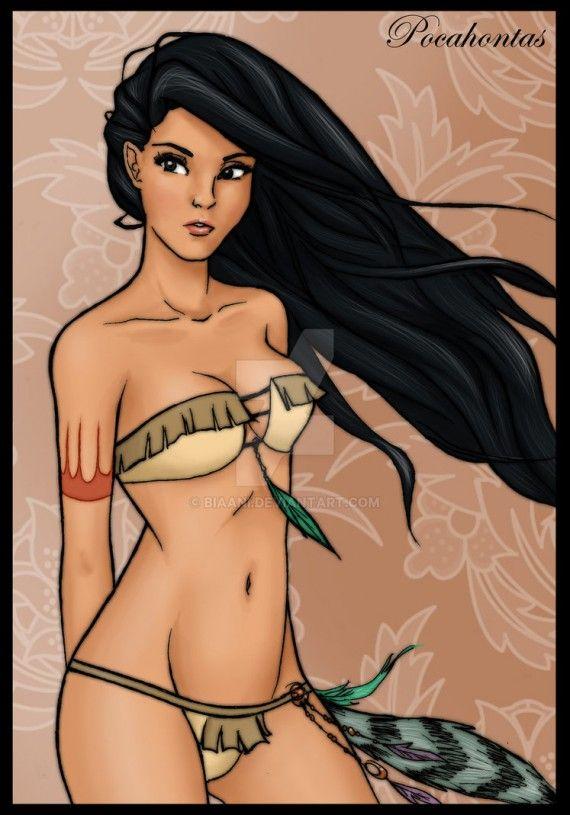 Voici les princesses Disney comme vous ne les avez jamais vu auparavant ! Mulan n'a pas froid aux yeux...
