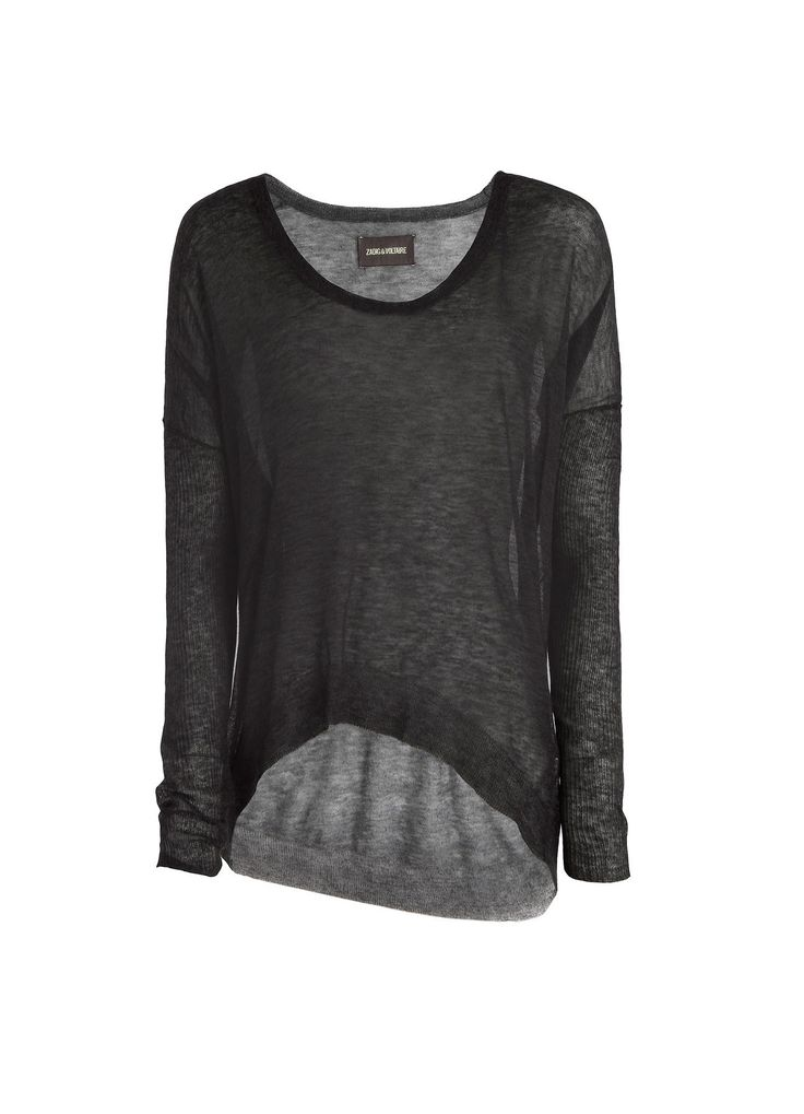 sweater for woman preppy f carbone-ZADIG