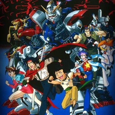 Mobile Fighter G Gundam (TV) - Anime News Network