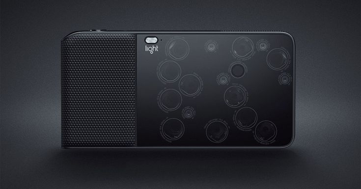 The Light Camera has 16 different lens that captures with multiple fixed focal lengths at once. The images are fused to create one image that allows you to adjust focus and depth of field after the photo is taken