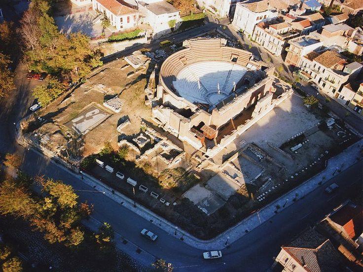 Ρωμαϊκό Ωδείο Πατρών - Patras Roman Odeon