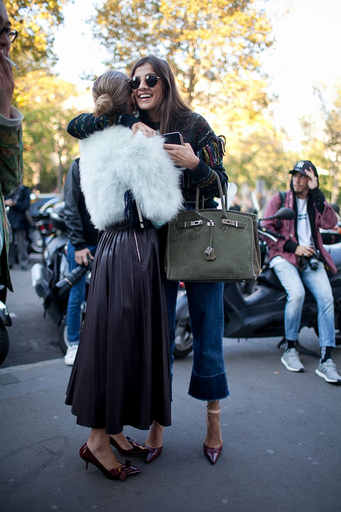 ♥ The best of street style during Milan Fashion Week 2016.: