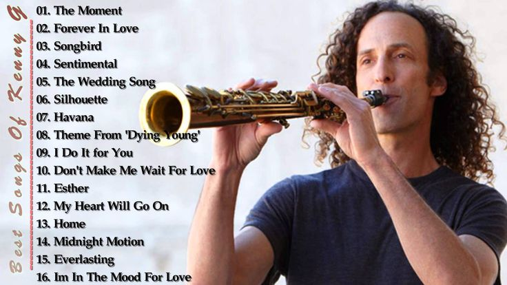 Kenny G Greatest Hits || The Best Of Kenny G || Instrumental Music