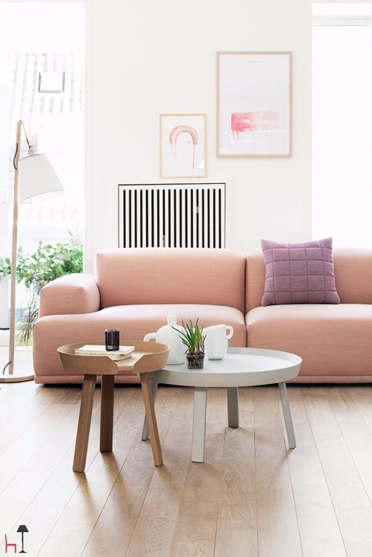 Around is a set of coffee tables designed by Thomas Bentzen with a modern and unique identity.