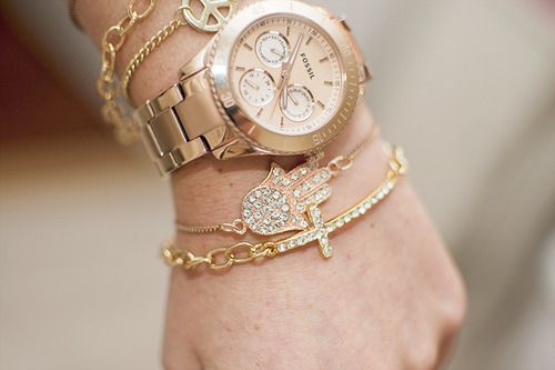 mk rosegold don't know how I will get this but some how...