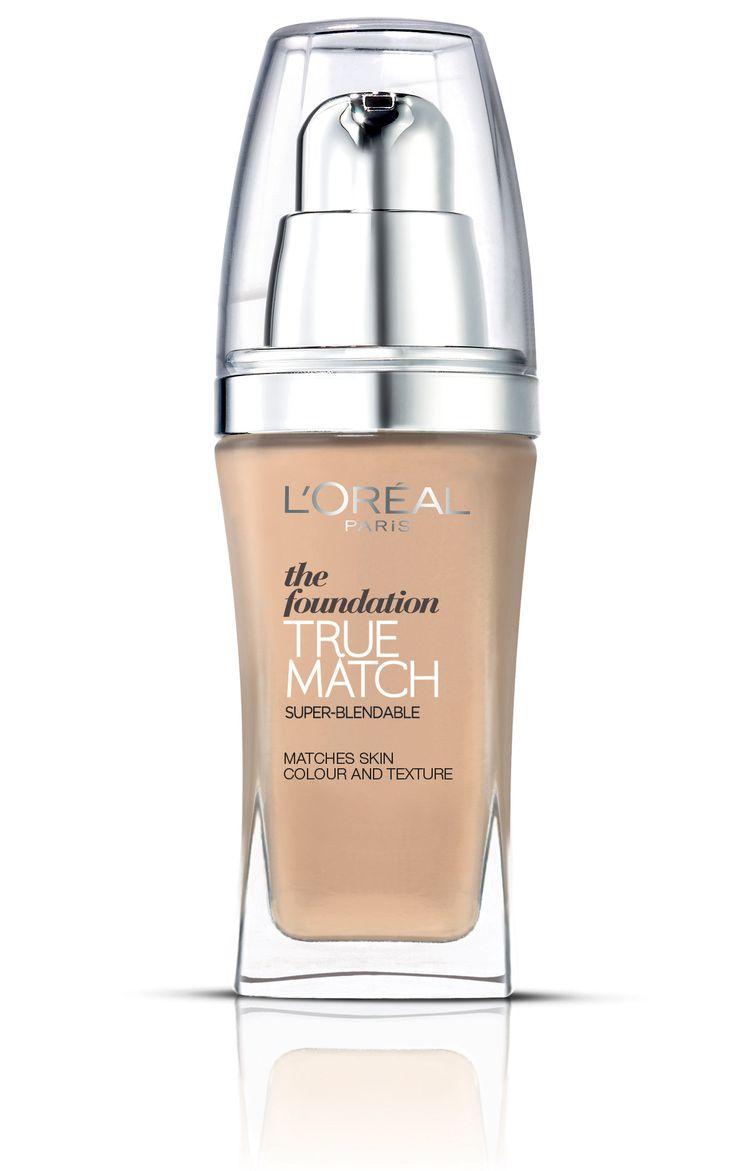 L'Oreal Paris - True Match Super-Blendable Makeup SPF 17 Sunscreen