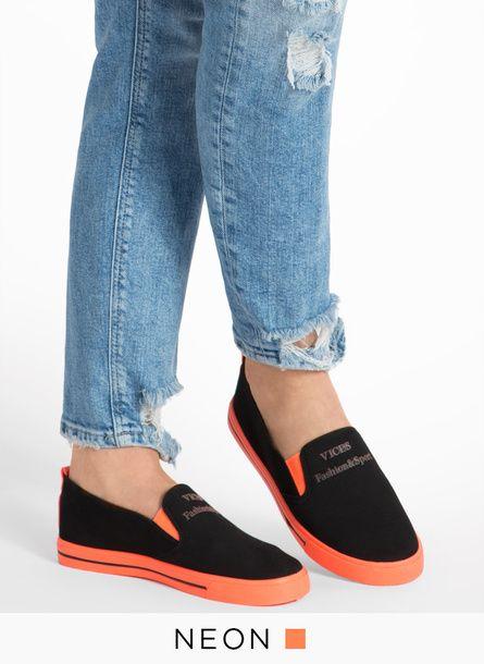 Női tornacipő Cosia Fekete !