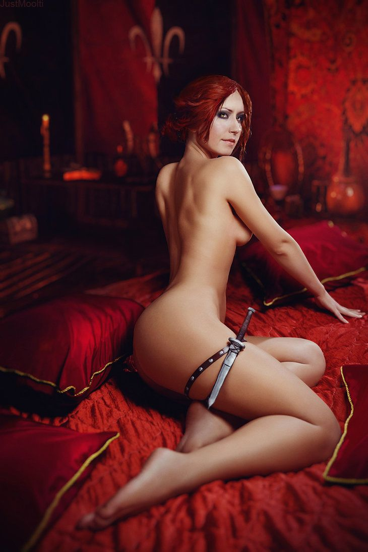 nude women of witcher