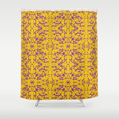 1000 images about home decor purple and yellow on pinterest for Purple and gold bathroom set
