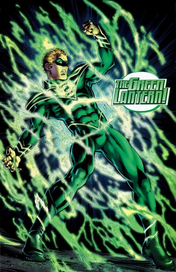 "The original Green Lantern introduced in 1940, Alan Scott, was reimagined in 2012 as an out gay hero who resides in an alternate universe known as Earth 2, where he derives his powers from a mystical elemental force named ""the Green."""