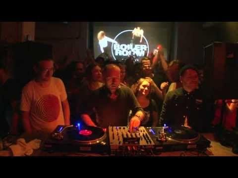 Sven Väth Boiler Room Berlin Groove Magazine take-over Mix