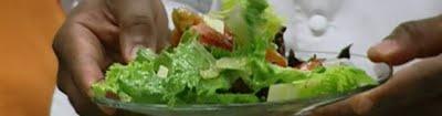 Obama Foodorama: Recipe: The Biggest Loser White House Salad