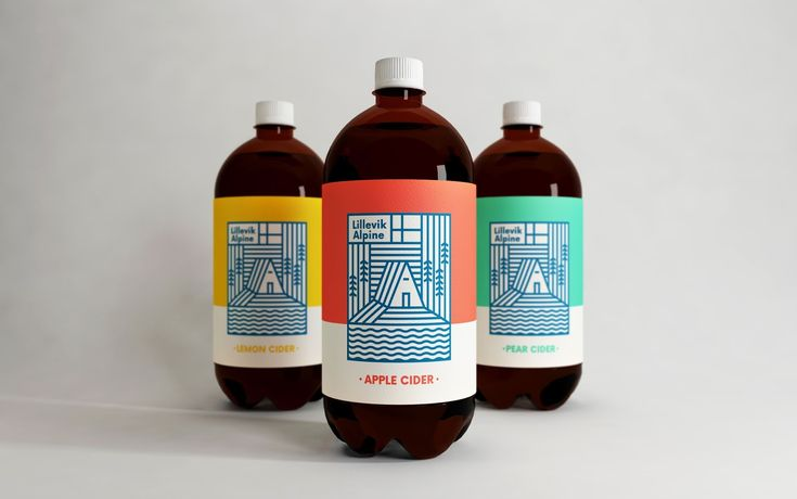 Lillevik Alpine on Packaging of the World - Creative Package Design Gallery
