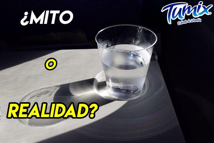 ¡Cada vez más cerca de las vacacioneeeees! ✈ ¿Es cierto que cuando uno se va de viaje, debe dejar un vaso de agua para ahuyentar a los ladrones? ¿Mito o realidad? Opina con la etiqueta #SerFrescoEsSerColombiano