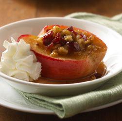Easy 'Baked' Apples