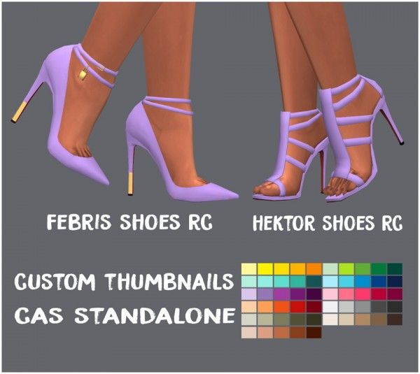 Simsworkshop Febris And Hektor Shoes By Sympxls Sims 4 Downloads Sims 4 Shoes Pinterest