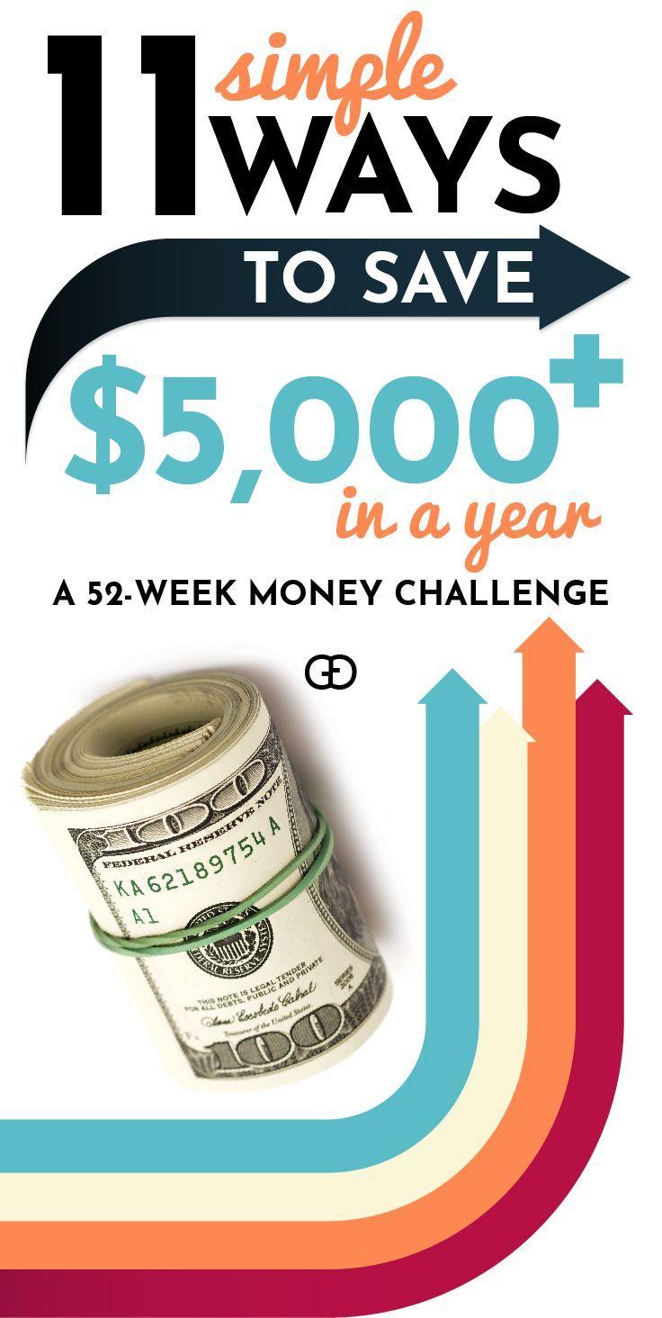25+ bästa Money challenge idéerna på Pinterest