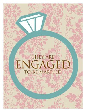 15 best Engagement Invites images on Pinterest Engagement party