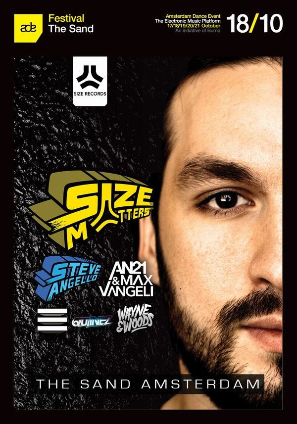 Steve Angello 18-10-2012 The Sand Amsterdam