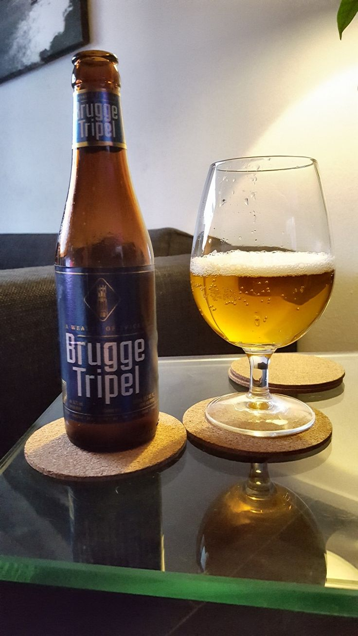 Brugge tripel 8.7% vol