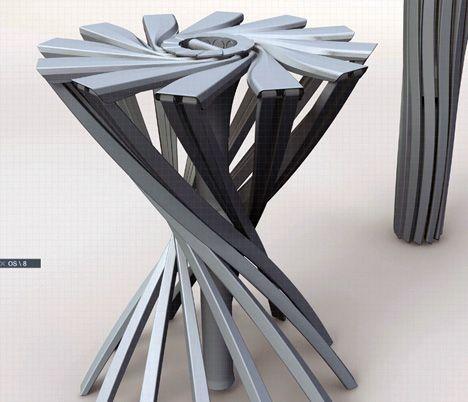 folding chair by patrick jouin yanko design