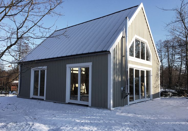 house, barn, architecture www.facebook.com/po.prostu.architekci/