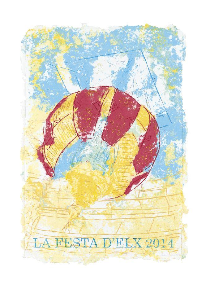 Cartel #MisteriDElx 2014
