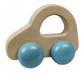 Masterkidz Car Baby Wooden