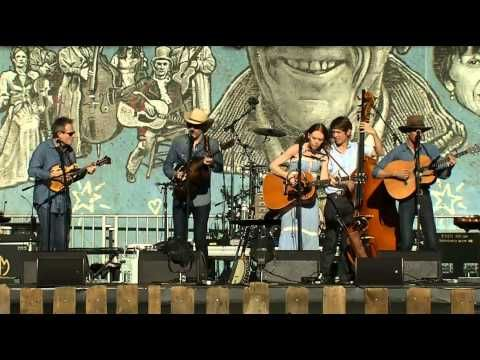 Dave Rawlings Machine - Hardly Strictly - 2014 - YouTube