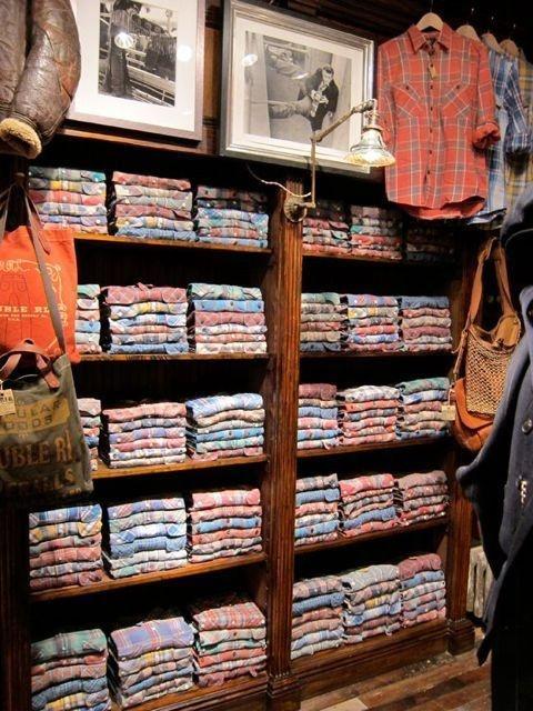 Ralph Lauren Rhinelander Store, NYC