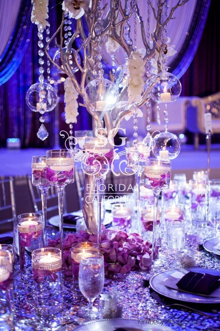 Rent ostrich feather centerpieces wedding amp party centerpiece rentals - Suhaag Garden Weddings Florida Indian Wedding Decorator California Indian Wedding Decorator San Fransisco