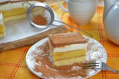Aga w kuchni: Ciasto kubuś