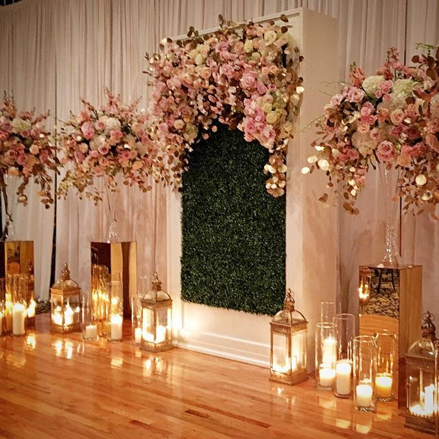 Wall Decoration For Wedding Ideas : Best flower wall ideas on