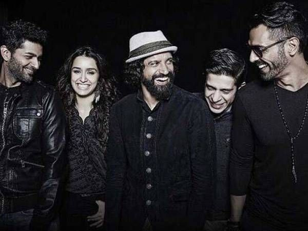 Farhan Akhtar, Shraddha Kapoor Revisit 'Rock On' Title Track