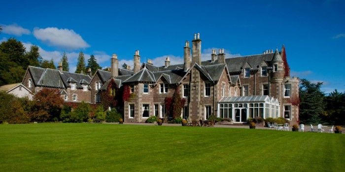 Andy Murray's Cromlix House Hotel Ready For April 1st Re-Opening