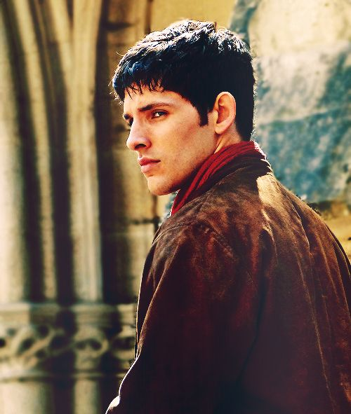 "Merlin. I was home sick on Tuesday so I watched Netflix and I ended up flipping through Merlin episodes and turned one on. I grinned the whole time and my mom walks in and I said "" I've missed their faces so much!"" Lol"