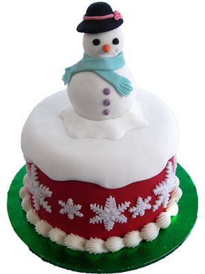 84 best images about Awesome Cakes - Winter Cakes on Pinterest