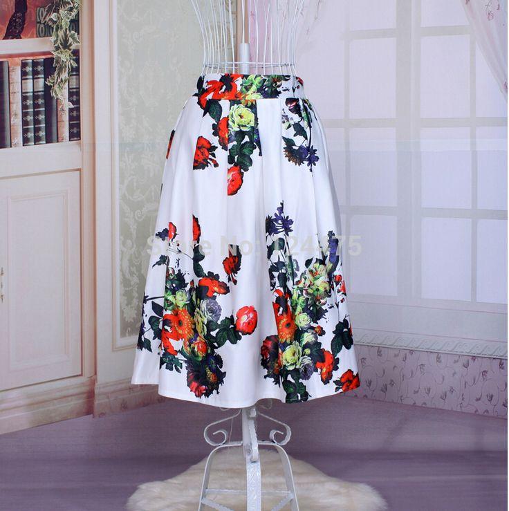 Popular Pin up Skirts-Buy Cheap Pin up Skirts lots from China Pin ...
