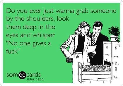 Shake them by the shoulders, lol!!!