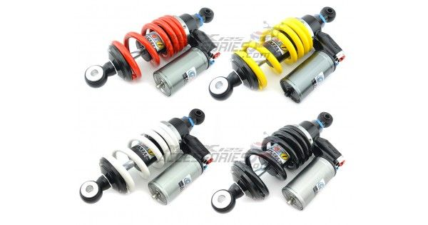 Rear suspension shock New Hyper X Gazi Shock to fit on the Honda MSX125 and…