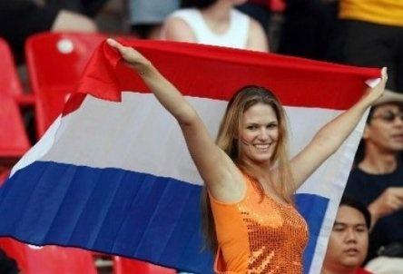 The Dutch are beautiful!